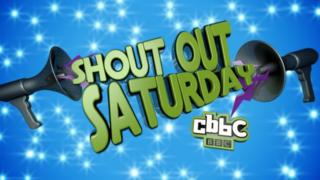 Shout Out Saturday logo