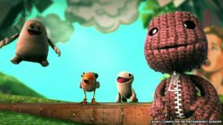 Cast of Little Big Planet 3