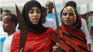 Africa in pictures: 22-28 August 2014 - BBC News