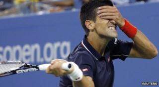 Novak Djokovic takes on Andy Murray in the quarter-finals