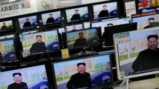 Television sets in South Korea