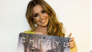 Cheryl with her award