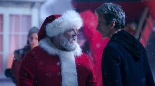Doctor Who Christmas special image