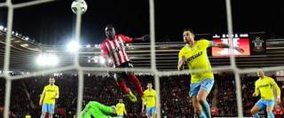 Sadio Mane ends the goal drought at St Mary's with his sixth of the season