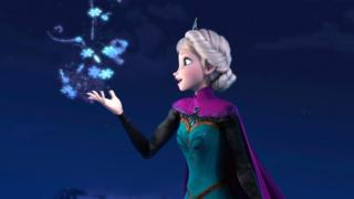 Elsa the Snow Queen, Frozen