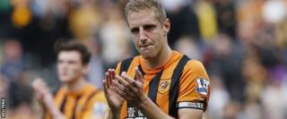 Michael Dawson was in tears at the final whistle