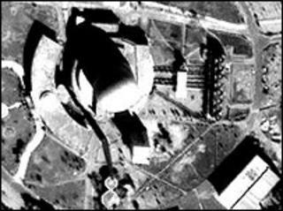 Khushab heavy water plant