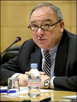 Jean-Jacques Dordain (Esa)