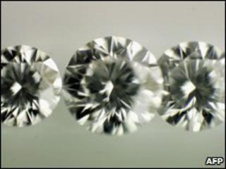 Generic pic of cut diamonds