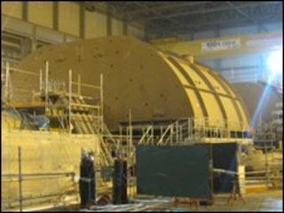 Olkiluoto 3's turbine