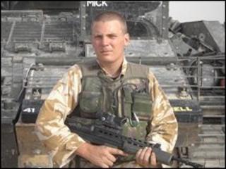 Private John Brackpool
