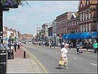 Newbury High Street