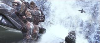 Screenshot from Modern Warfare 2, Activision/Blizzard