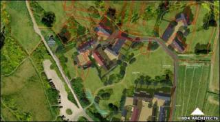 Plans for Plemont