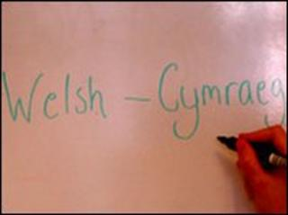 Translation of the word Welsh