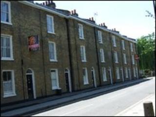 Upper North Street