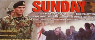 Poster for film 'Sunday'