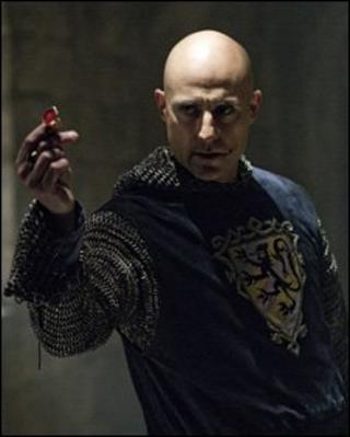 Mark Strong as Sir Godfrey