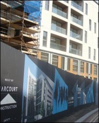 Titanic Quarter - Harcourt development