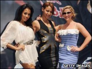 Sugababes current line-up