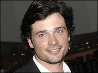 Smallville star Tom Welling