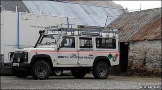 Kintail MRT base. Image: Kintail MRT