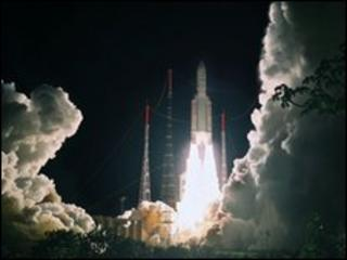 50th Ariane 5 launch