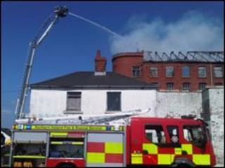 Castlereagh fire