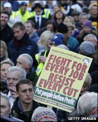 Dublin march (November 2009)