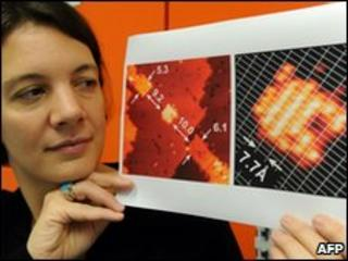 Atomic transistor, AFP