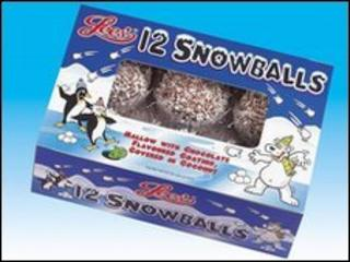packet of snowballs