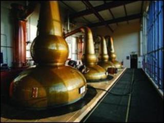 Whisky stills