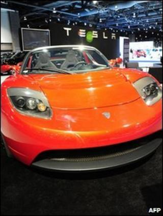 Tesla motors (AFP)