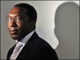 File photo of Eugene Rwamucyo