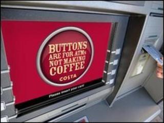 Costa coffee advert