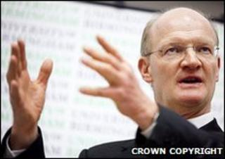 David Willetts (Crown Copyright)