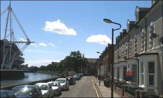 Coldstream Terrace, Riverside, Cardiff