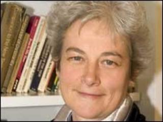 Revd Canon Dr Frances Ward