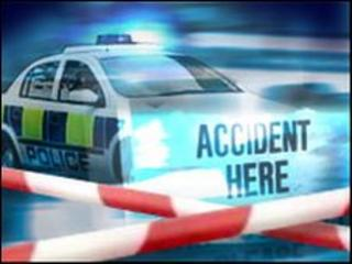 Road accidents image