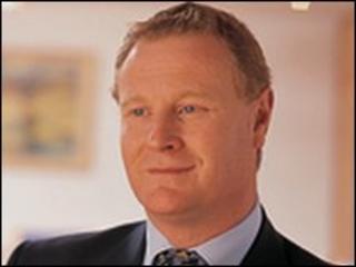 Willie Watt, chief excutive of Martin Currie