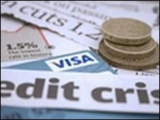 cash and credit cards