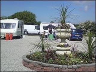 Fylde travellers site