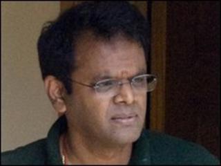 Dr Yenugula Srinivas (INS Pictures)