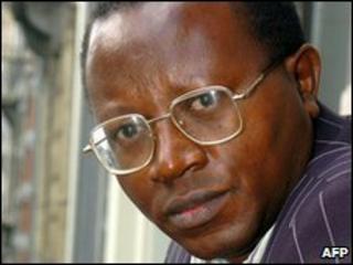 Floribert Chebeya, head of Voice of the Voiceless