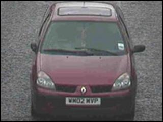Car Avon and Somerset police are hoping to trace
