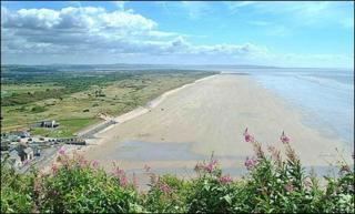 Pendine Sands - Photo courtesy of Carmarthenshire Council