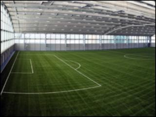 Toryglen Indoor Football Centre