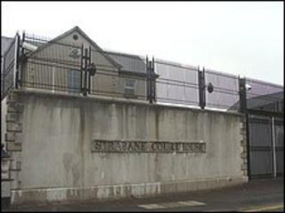 Strabane courthouse