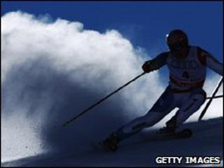 Skier - generic