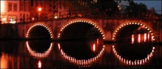 Amsterdam canal, BBC